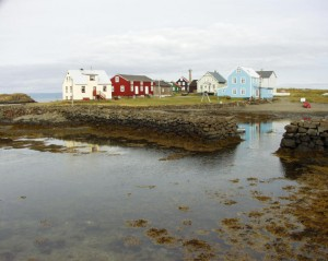 Frá Flatey á Breiðafirði
